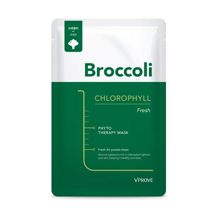 VPROVE Phyto Therapy Mask Sheet Chlorophyll Fresh