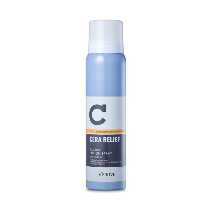 VPROVE Cera Relief All Use Lotion Spray - Deep Moisture
