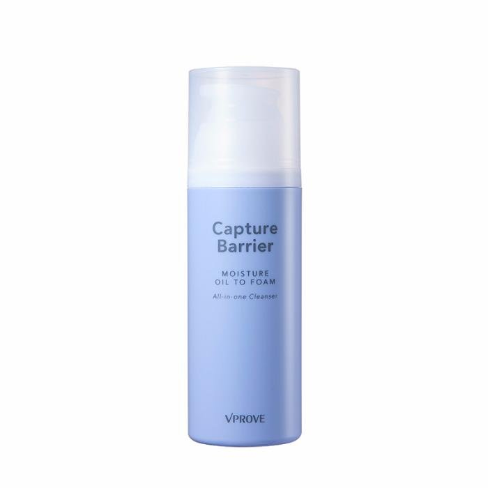 VPROVE Capture Barrier Moisture Oil to Foam All-in-one Cleanser