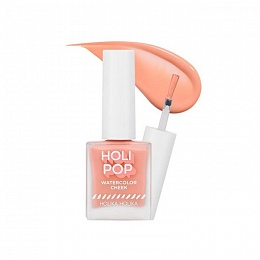 Holika Holika Holi Pop Water Color Cheek CR03 Peach Milk