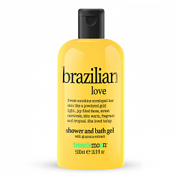 Treaclemoon Brazilian Love Bath & Shower Gel 500 ml