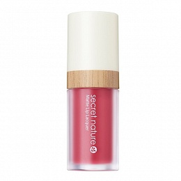 Secret Nature Matte Lip Lacquer 02 Red Forest (огран.год)