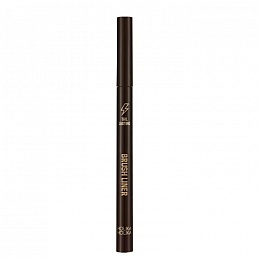 Holika Holika Tail Lasting Brush Liner 02 dark brown