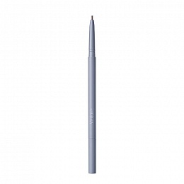 Карандаш для бровей, тон BR02, серо-коричневый No Make-up Slim Eyebrow Pencil BR02 Grey Brown