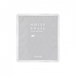 Holika Holika Prime Youth White Snail Tone Up Mask Sheet