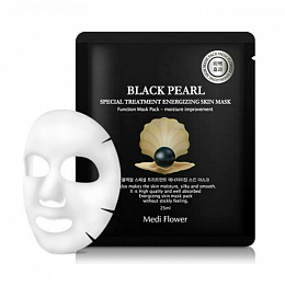 Medi Flower Special Treatment Energizing Mask Pack (Black Pearl)