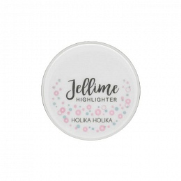 Holika Holika 19 Joyful Holika Jellime Highlighter 01 feel so candy
