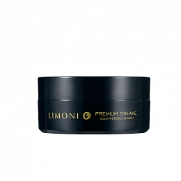 LIMONI Premium Syn-Ake Gold Hydrogel Eye Patch