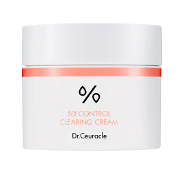 Dr Ceuracle 5 Alfa Control Clearing Cream