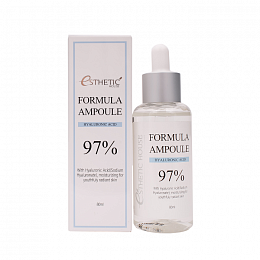 ESTHETIC HOUSE Formula Ampoule Hyaluronic Acid
