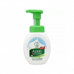 MENTHOLATUM Acnes Foaming Wash 160 ml