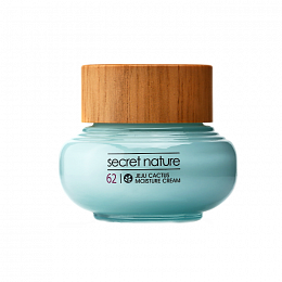 Secret Nature Jeju Cactus Moisture Cream