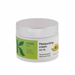 Korie, Moisturizing cream