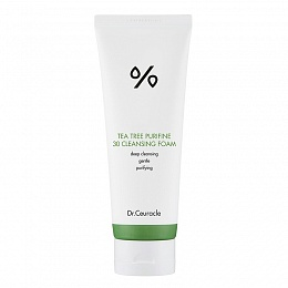 Dr Ceuracle Tea Tree Purifine 30 Cleansing Foam