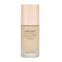 Holika Holika Hard Cover Glow Foundation 02 Petal