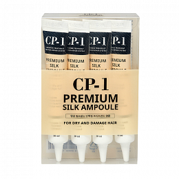 ESTHETIC HOUSE CP-1 Premium Silk Ampoule 4*20ml