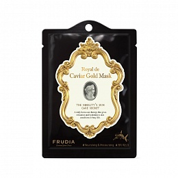 Frudia Royal de Caviar Gold Mask