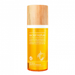 Secret Nature Mandarine Oil to Foam Cleanser